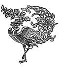 瀬川織物ロゴマーク